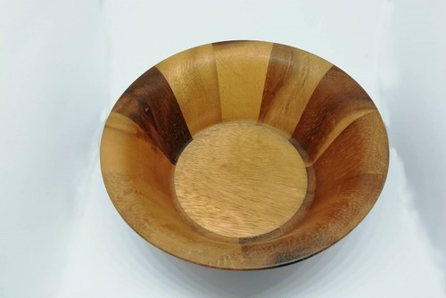 (OW009-1) サラダボール①(木製)