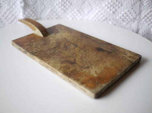 北欧ヴィンテージ カッティングボード シャビー木製