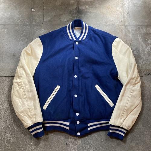 70s HOLLOWAY Award Jacket / USA