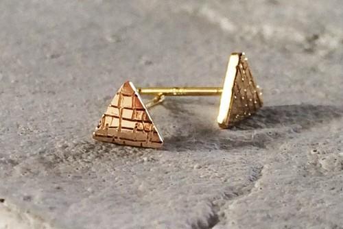 大ピラミッド・小ピラミッド K14 ピアス