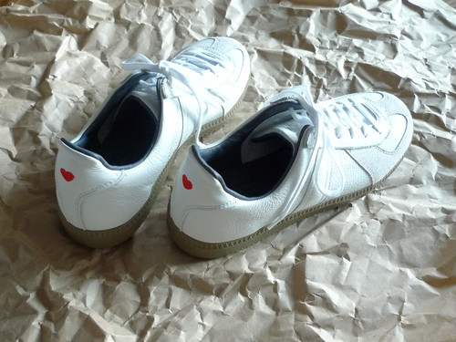 REPRODUCTION OF FOUND × materi 【GERMAN MILITARY TRAINER with Heart♡】