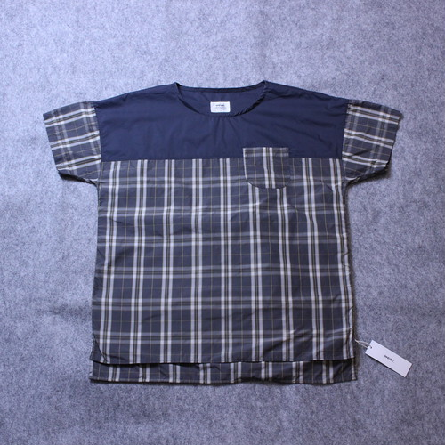 "【STOCK SALE!】weac.(ウィーク) ""バスク風かぶりシャツ"""