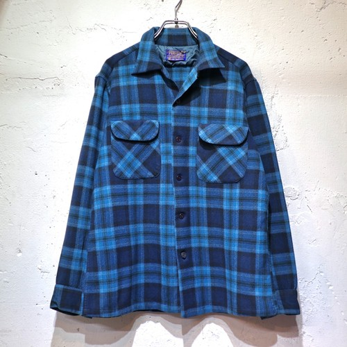 70's Pendleton wool board shirts