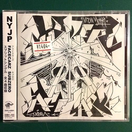 FACECARZ / SUBZERO (split CD)
