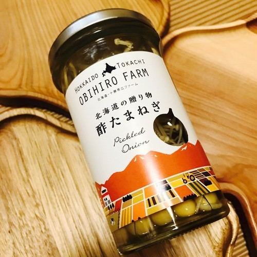 酢漬け玉ねぎ・エノキ(広尾産昆布入)