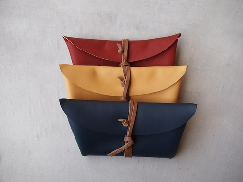 Stitch & Hammer / Wrapper Clutch