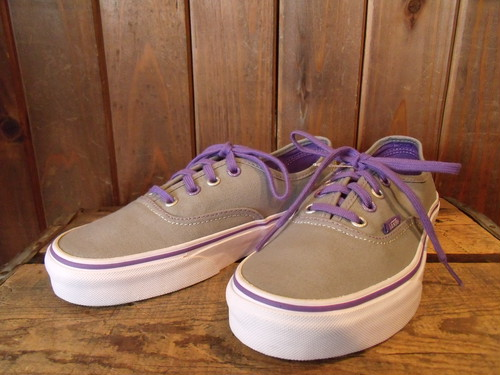 VANS★【AUTHENTIC】