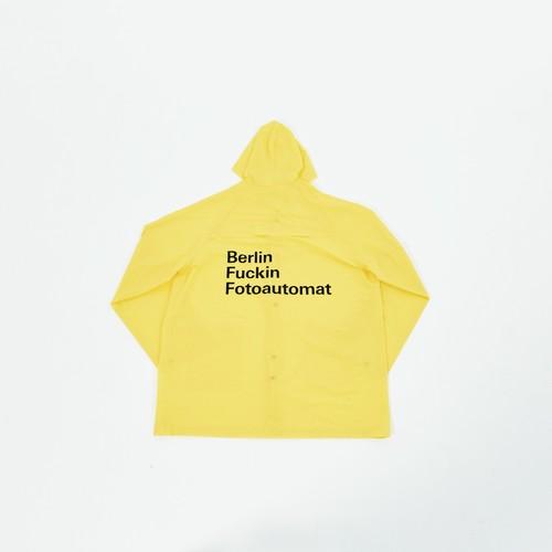 Anoraks   City Nylon Jacket [Berlin Yellow]