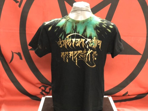 【SOUNDWITCH】DyeingStudioM x PEACEMAKER Tee