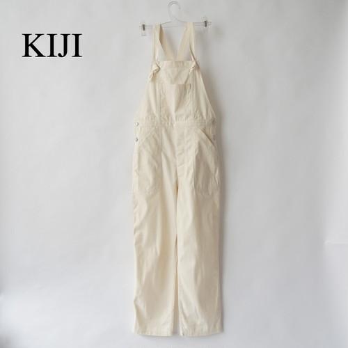 KIJI/キジ・GEN CHAMBRAY オーバーオール