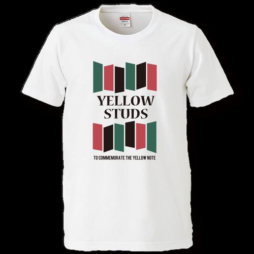 Tシャツ【Yellow Note】