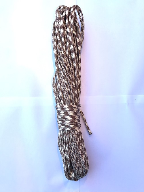 power cord 15m*4mm BR/YE
