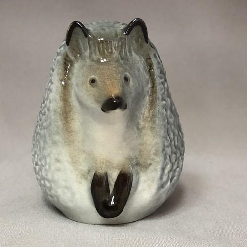新品 Imperial Porcelain ロモノーソフ ハリネズミ
