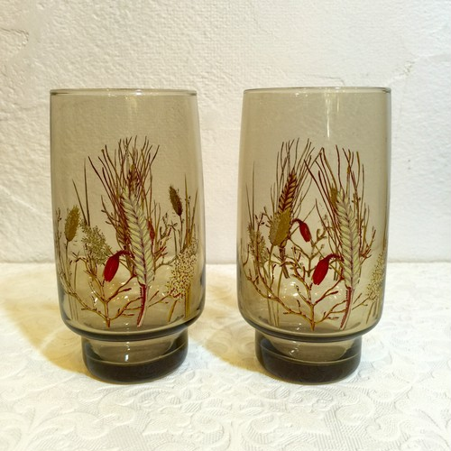 70's Vintag Glass from BERLIN [GV-10]