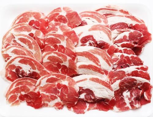 ラム肉 しゃぶしゃぶ用 250グラム