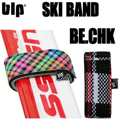 blp スキーバンド2個セット BECHK スキー板の持ち運びに!
