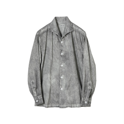 SOWBOW SHIRT -A    (ONE PEACE COLLAR) SUMI