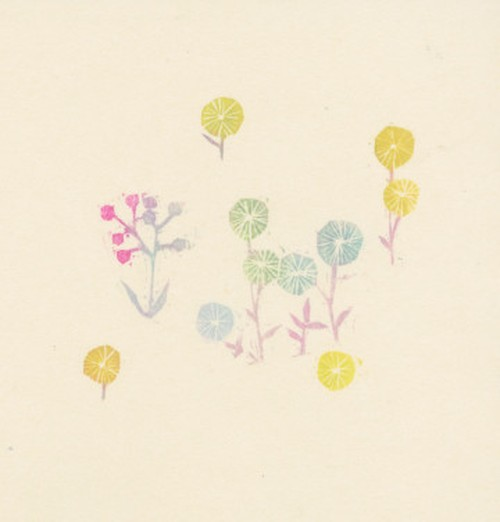 沙羅「小さな庭」 Small Garden シリーズ (S-13)