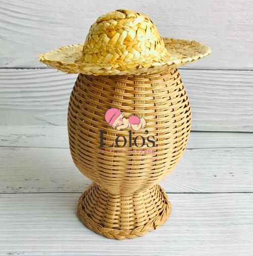 世界で一番小さな麦わら帽子