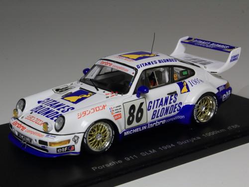 Spark Model ポルシェ 911 SLM 94 鈴鹿1000km #86