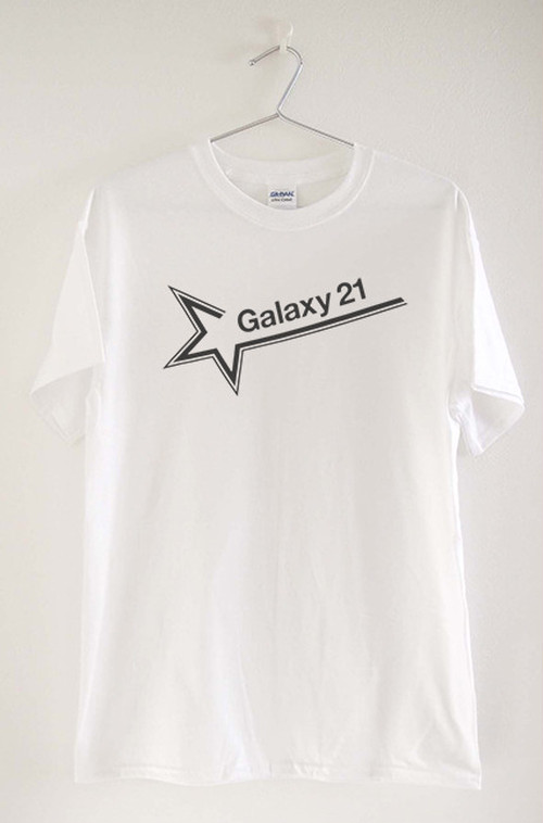 TM003A:Galaxy 21 TEE / WHT