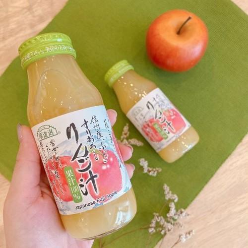 信州産ふじ すりおろしりんご汁