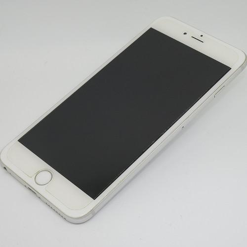【2泊3日レンタル】iPhone 6 Plus 64GB ホワイト auモデル