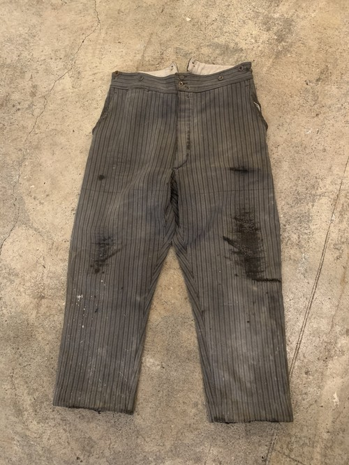 1930-40's french farmers trouser