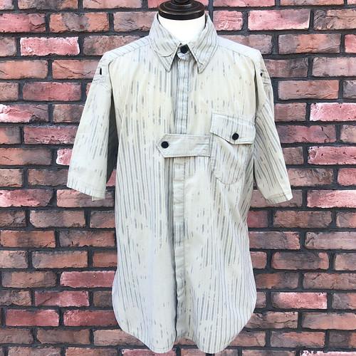 Vivienne Westwood Anglomania Short Sleeve Stripe Shirt