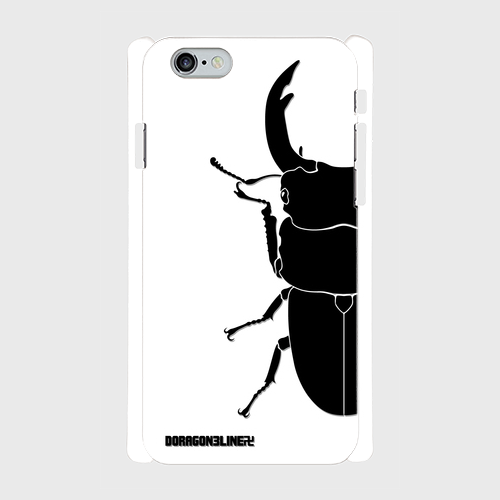 (iPhone6) Insectera (ホワイト)