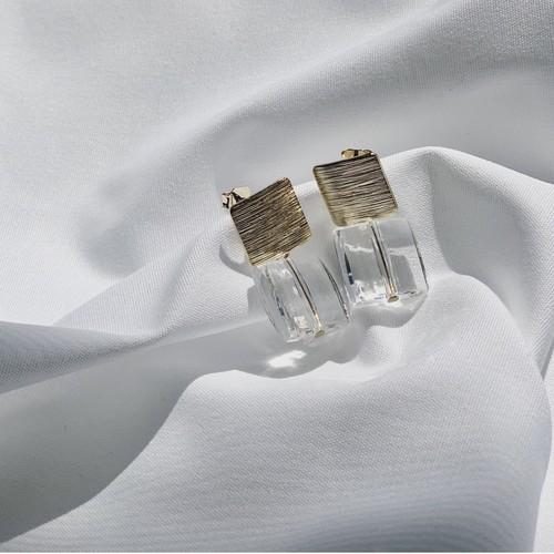 Clear combination pierce