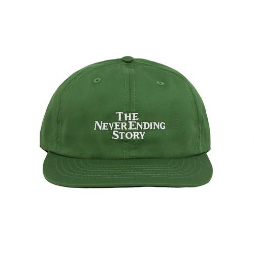 ALLTIMERS / NEVER ENDING STORY CAP -KELLY GREEN-