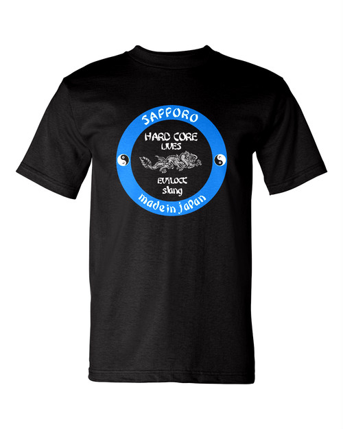【受注商品】evylock X SLANG ドネーション付きSPLIT Tシャツ