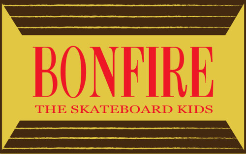 The Skateboard Kids / BONFIRE (Cassette Tape)