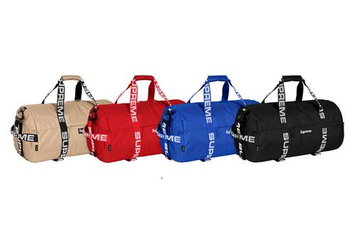 Supreme SS18 Duffle Bag