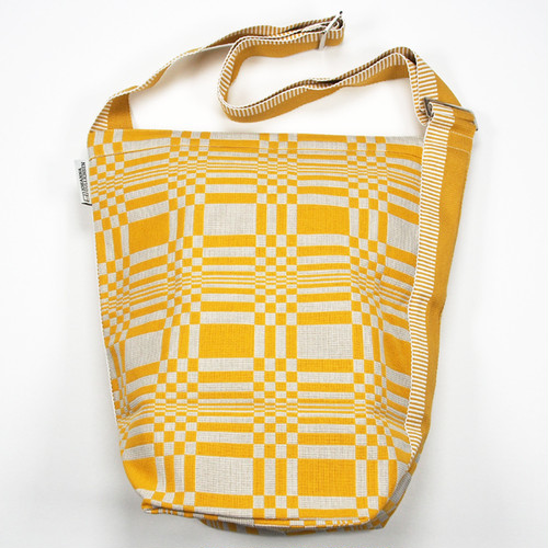 JOHANNA GULLICHSEN Tetra Shoulder Doris Yellow