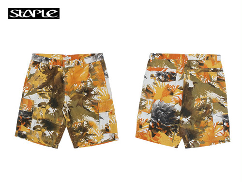 Staple|Camo Shorts