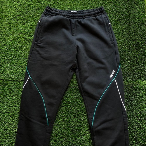 【palace skateboards】-パレススケートボード-SIDE WINDER JOGGER SWEAT PANTS BLACK