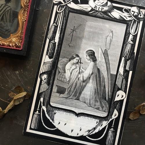 デスカード「十字架を渡す守護天使」