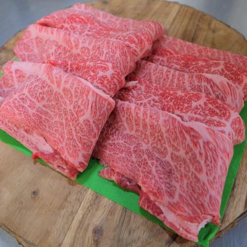 和牛すき焼き(上ロース/モモ)300g