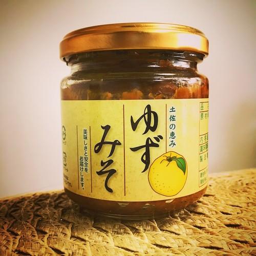 ゆず生産量日本一!高知県 猪谷農産のゆずみそ