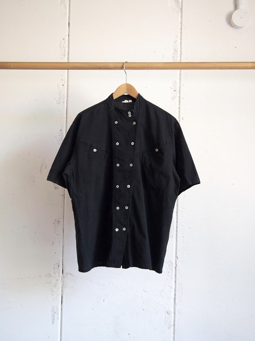 USED, Stand-collar shirts