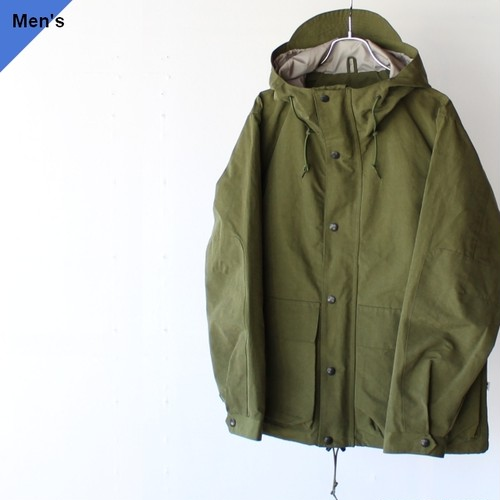 ENDS and MEANS エンズアンドミーンズ Sanpo Jacket オリーブ EM-ST-J01