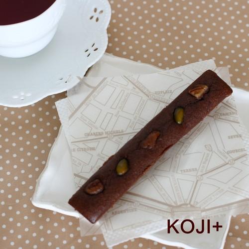 甘糀を使ったパウンドケーキ・ショコラ