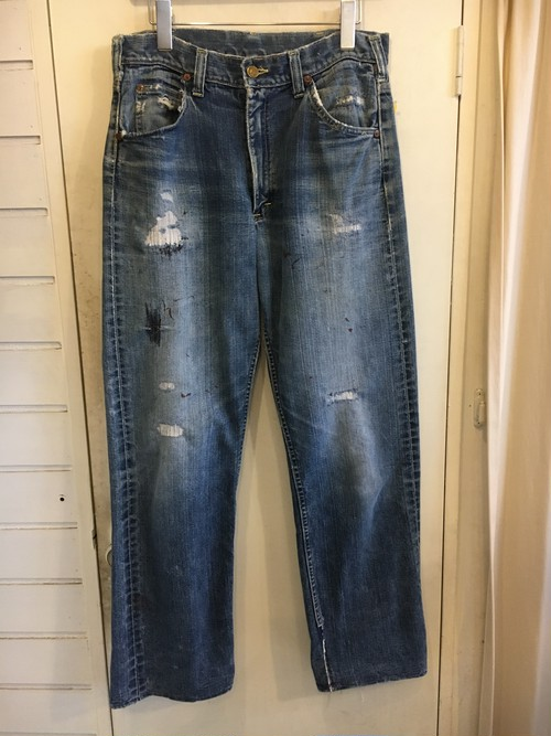 60s Lee 101Z denim pants