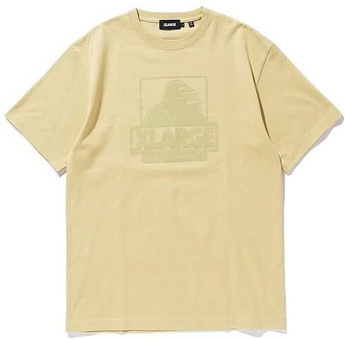 X-LARGE エクストララージ TIEDYE LADY OG 半袖ロゴ・グラフィックプリントTシャツ BEIGE 9151044 [並行輸入品]