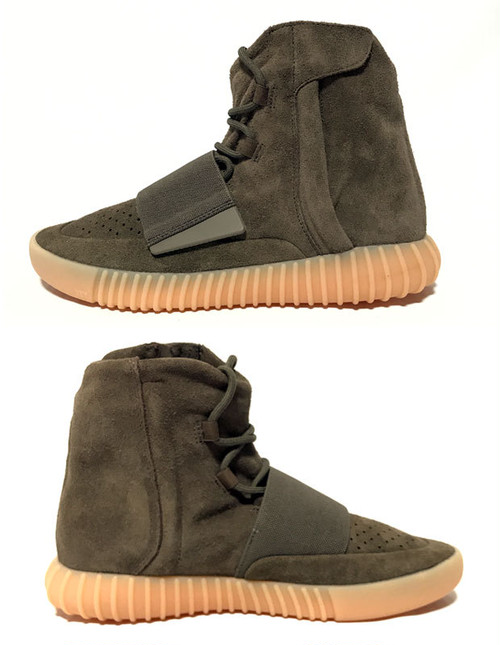 Yeezy Boost 750 Chocolate Brown