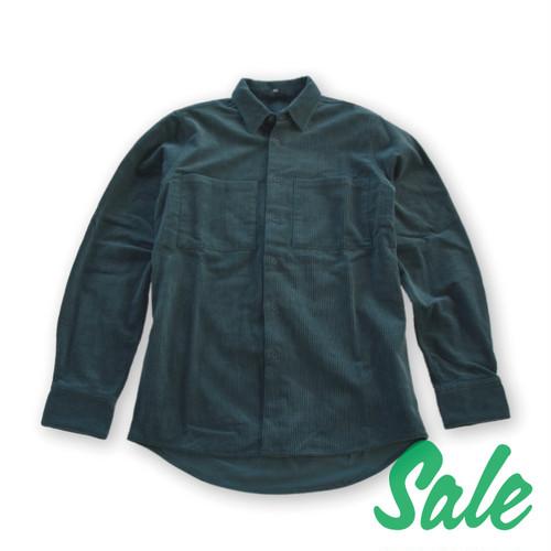 Ari Classic Shirts - Petroleum -