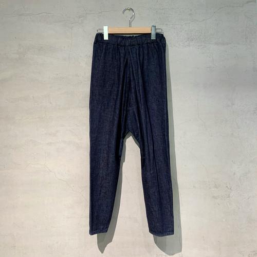 【COSMIC WONDER】Beautiful organic cotton indigo denim tattsuke/09CW23014