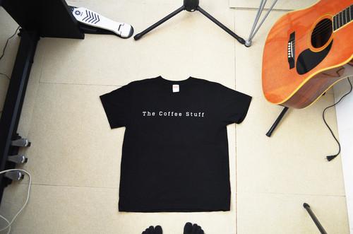 【The Coffee Stuff】Tシャツ『ブランドロゴTシャツ』